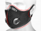 Dust Masks Sport Outdoor Face Masks with Exhalation Valves Adjustable Masks Activated Carbon Filter Masks